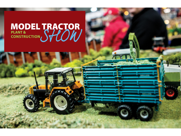 The Model Tractor,Plant and Construction Show