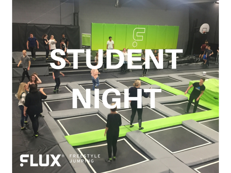 Flux Student Night Has Arrived!