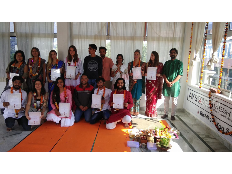 200 Hour Yoga Teacher Training In India.
