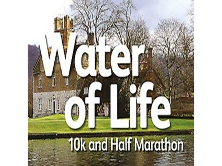 Water of Life 10k and Half Marathon