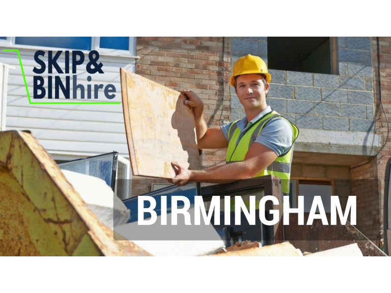Skip And Bin Hire Birmingham