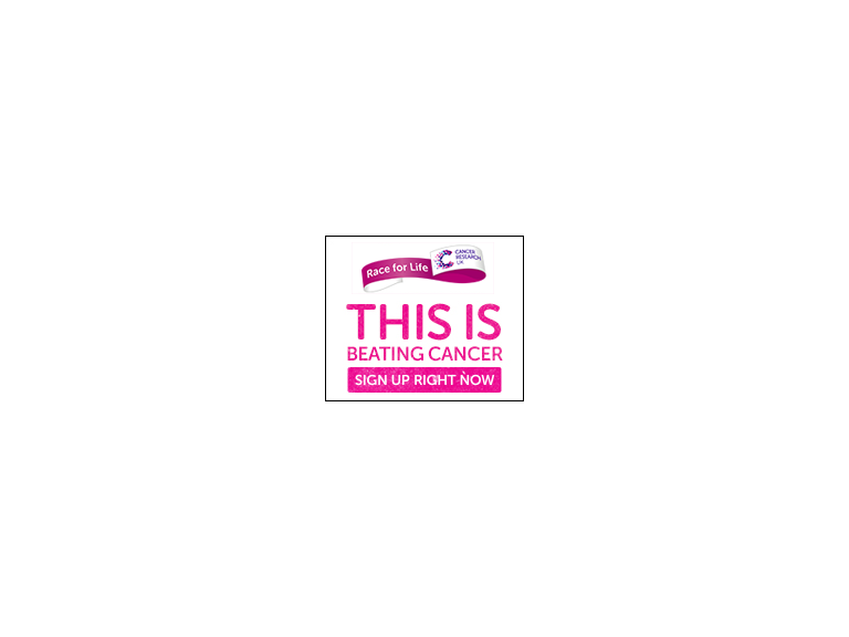 Race for Life - Gateshead