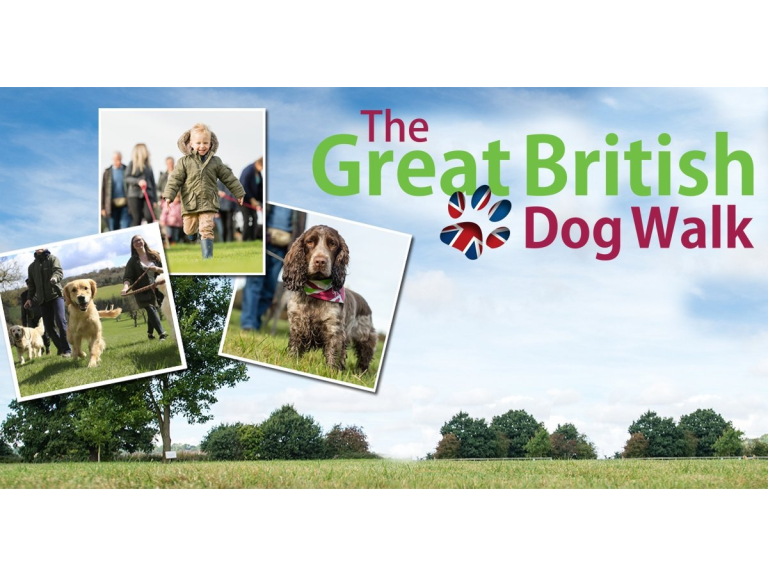 Great British Dog Walk at Eastnor Castle
