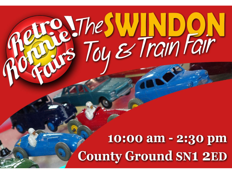 Swindon Toy & Train Fair