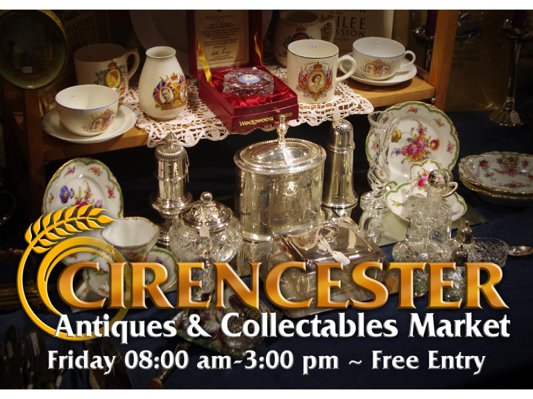 Cirencester Antiques & Collectables Market