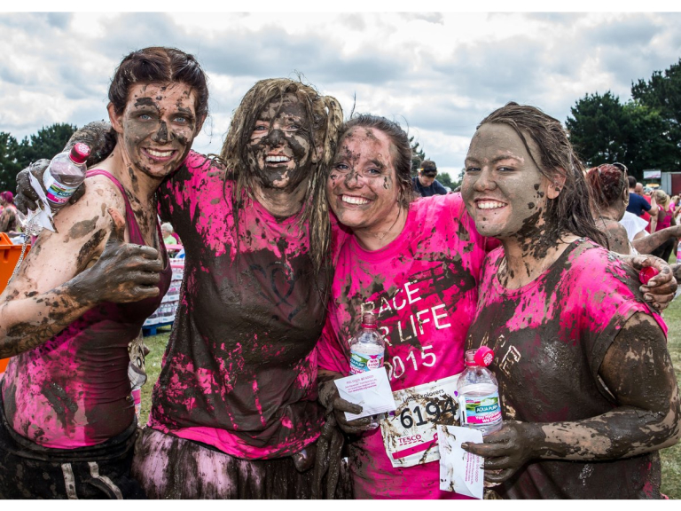 Hull Pretty Muddy 5K 2018