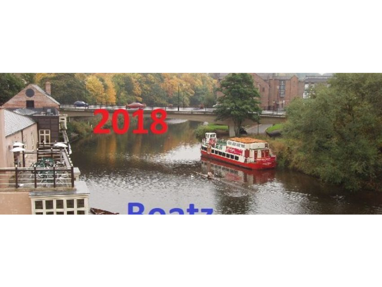 Durham Boat Party - BOATZ 17/03/18