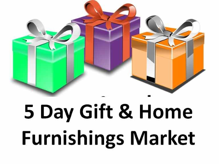 5 Day Gift & Furnishings Market at Bourne Hall #Ewell