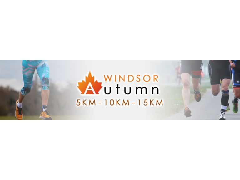 Windsor 5km, 10km, 15km Running Event