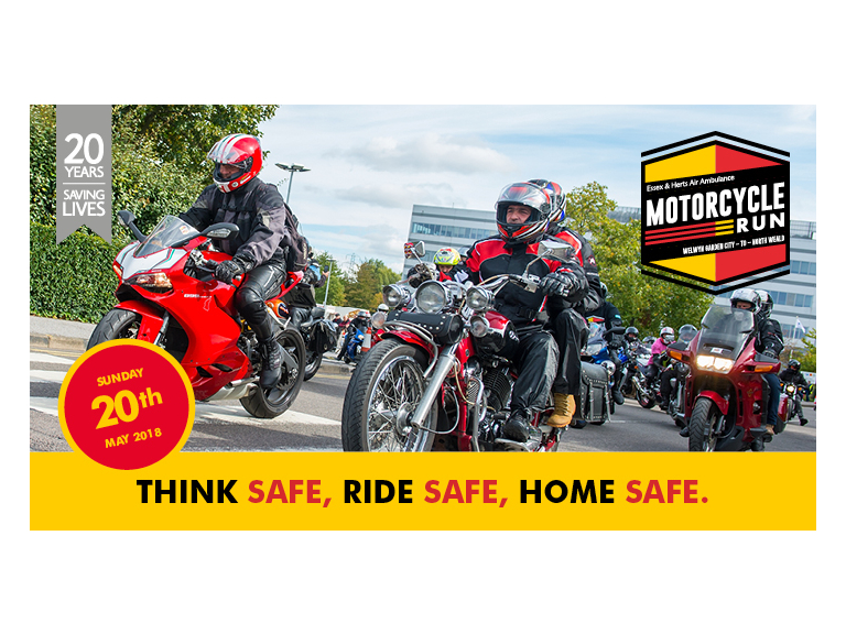 Motorcycle Run & North Weald Family Fun Day