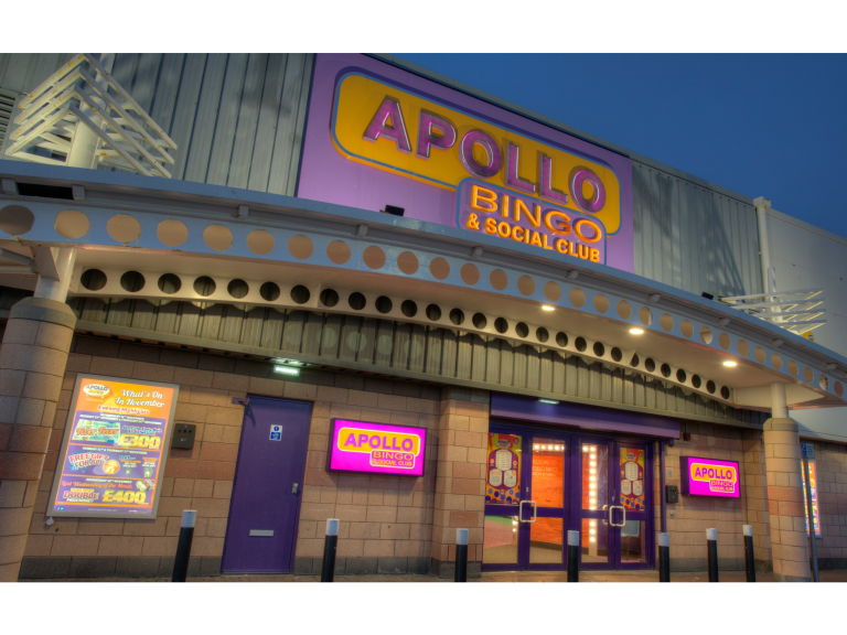 Monday and Wednesday Main Evening Sessions at Apollo Bingo