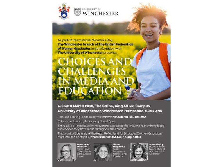 Choices and Challenges in Media and Education