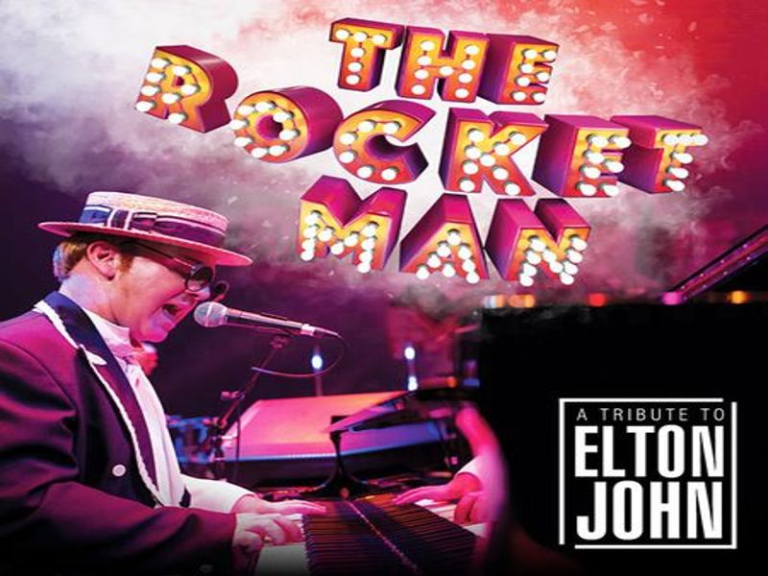 The Rocket Man,Millfield,Enfield,London,Elton John,tribute,Pop,Rock,music