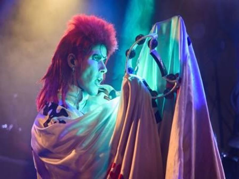 Absolute Bowie come to Parr Hall, Warrington