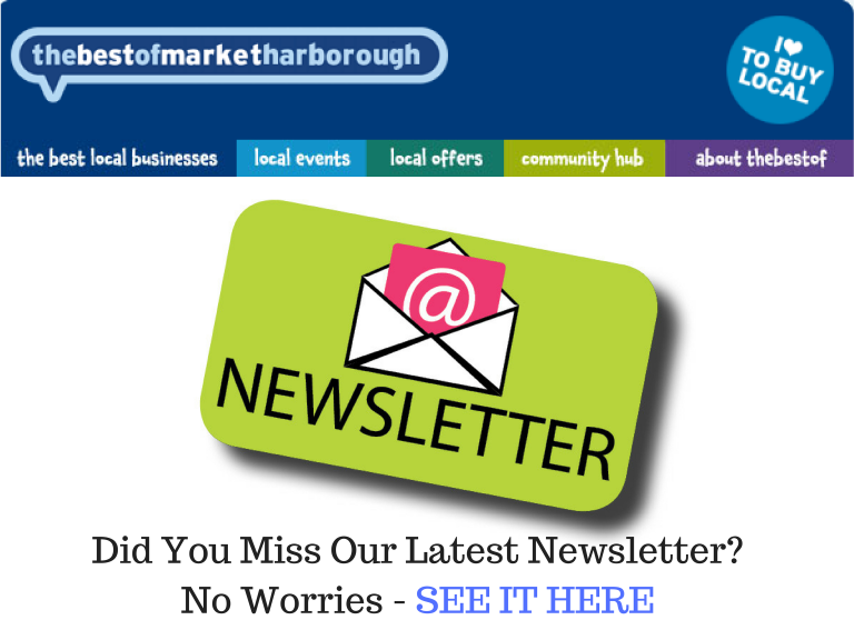 See Our Latest Newsletter Here! - December 13th
