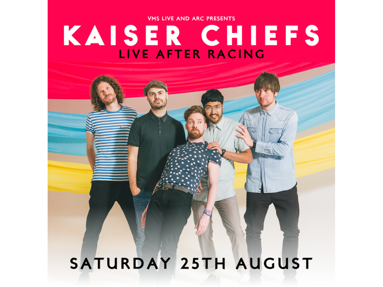 Kaiser Chiefs Live After Racing