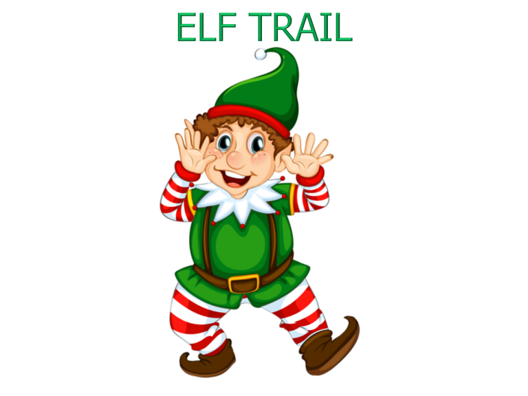 ELF TRAIL at Shipley Country Park