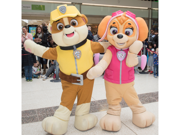 PAW Patrol coming to Enfield