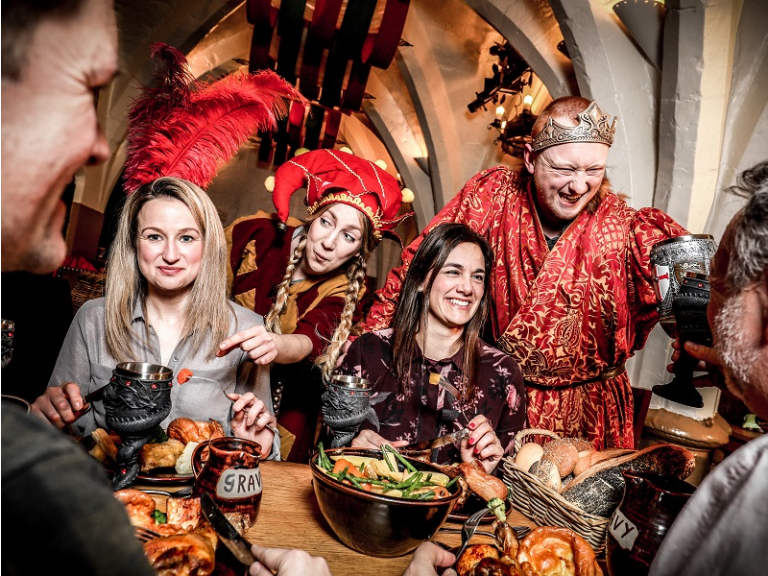 Christmas Medieval Banquet