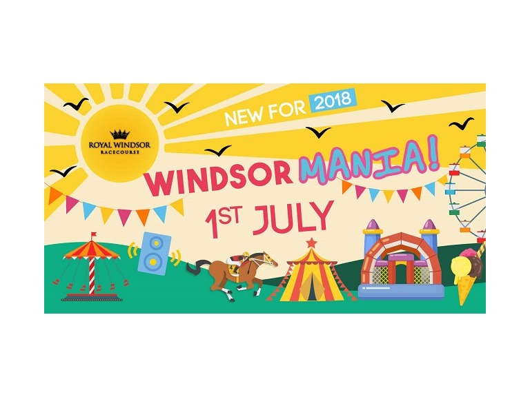 Windsormania Family Fun Day Kids Music Festival