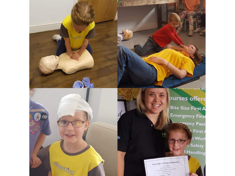 Children's First Aid - Aldridge