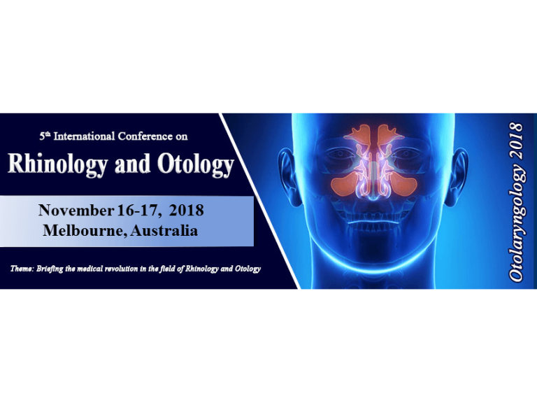 5th International Conference on Rhinology and Otology