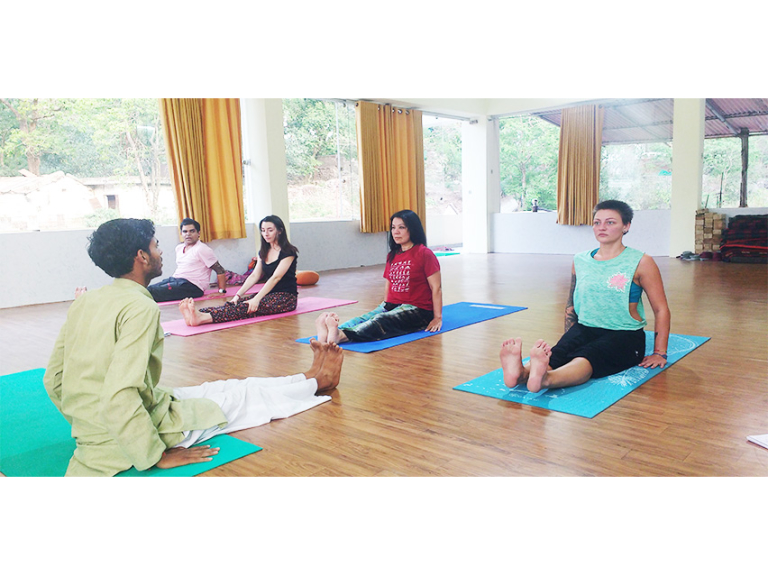 Ashtanga Yoga Teacher Training Rishikesh