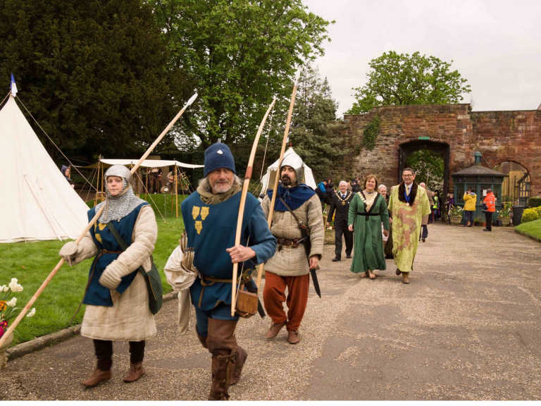 Medieval Anniversary Weekend