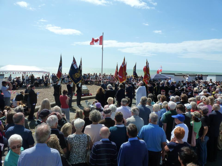 Canadian Memorial Day Service