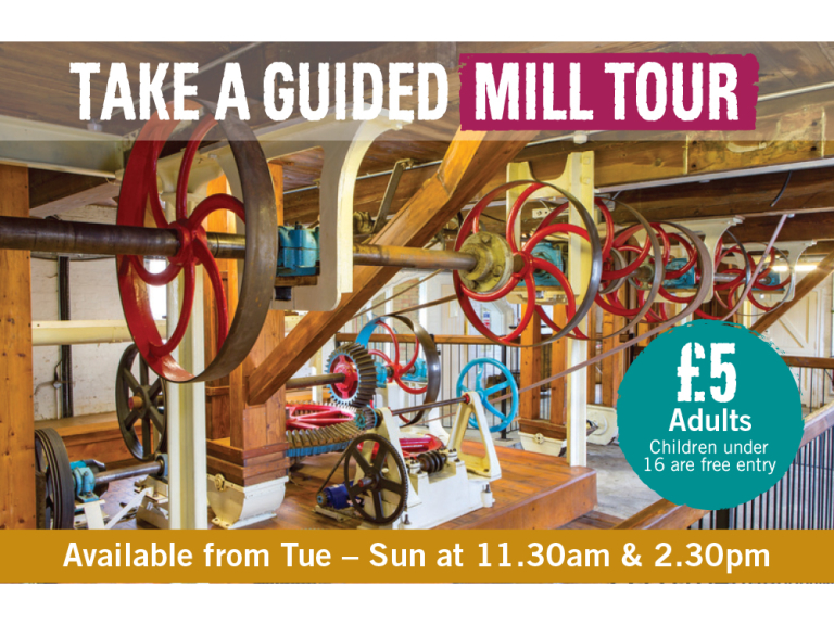 Guided Mill tours