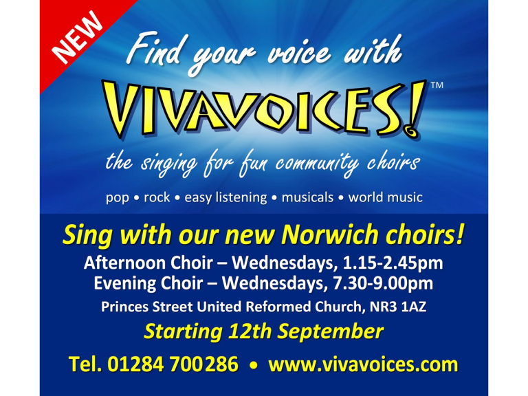VivaVoices Newmarket Community Choir