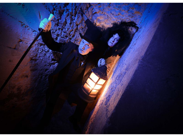 Halloween Ghost Tours of Deal Castle