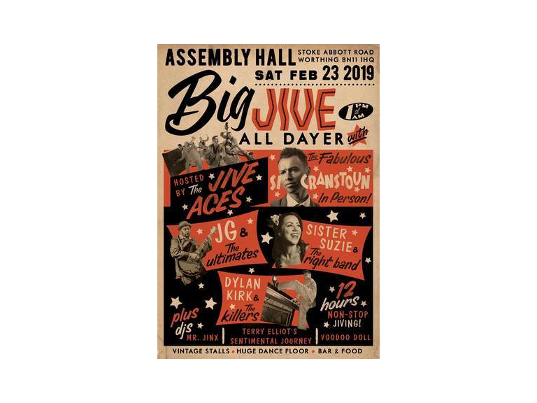The Big Jive All-Dayer 2019