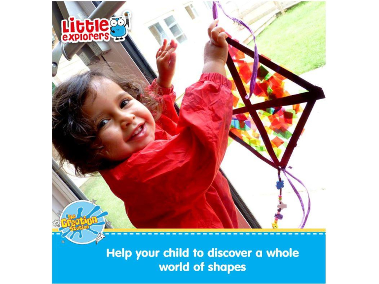 Little Explorers - Toddler creative play sessions