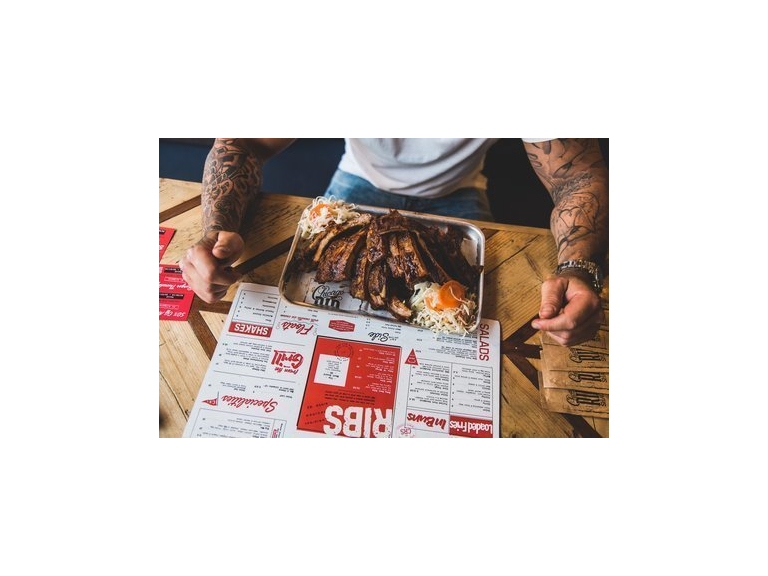 Let's Meat Midweek at Chicago Rib Shack Stratford