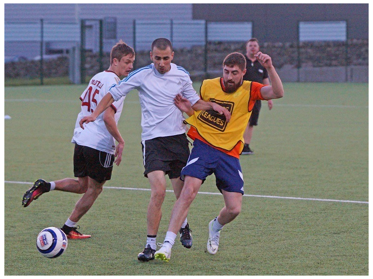 POPULAR 6 A SIDE FOOTBALL LEAGUE IN GILLINGHAM EXPANDS WITH NEW SEASON