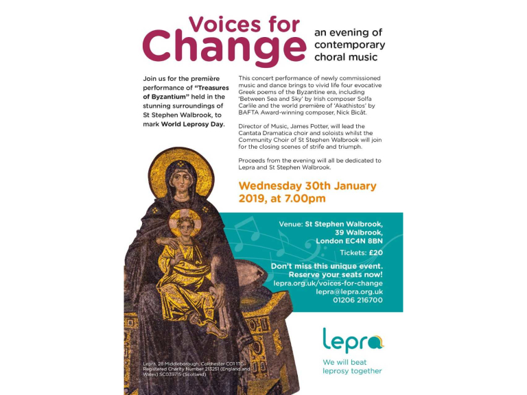 Voices for Change: an evening of contemporary choral music