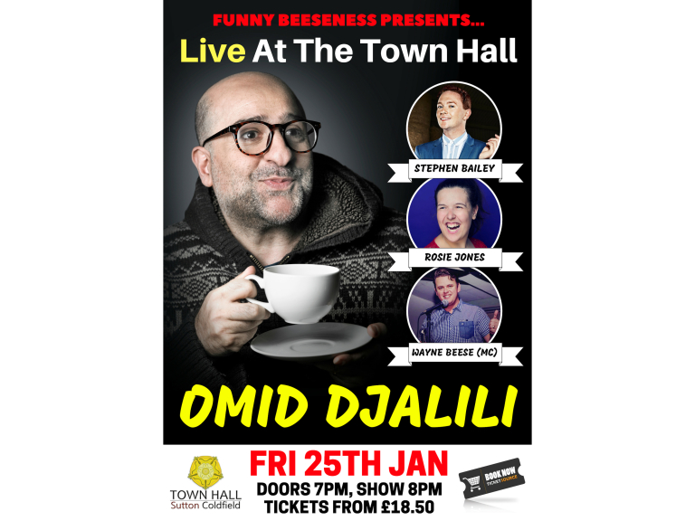 Live! At the Town Hall