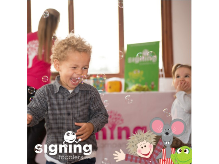 The Signing Company, Signing Babies, Toddlers & Talkers