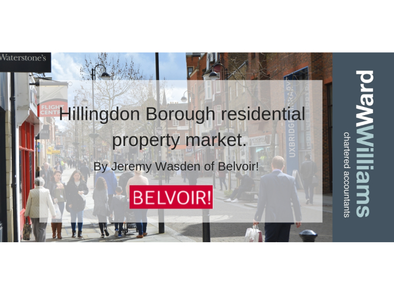 Hillingdon & Uxbridge Business Breakfast (HUBB)