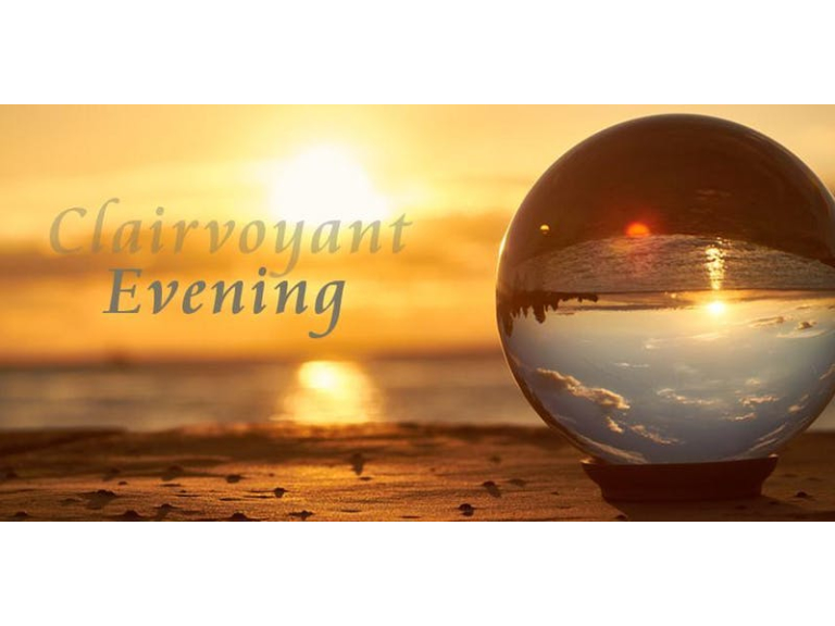 Evening Of Clairvoyance With Angela Gillett