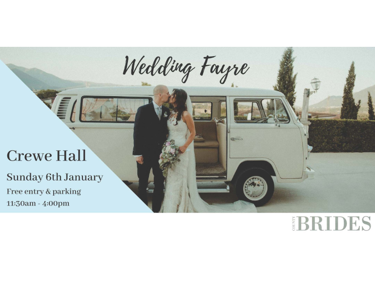 Crewe Hall Wedding Fayre
