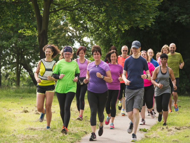 Welwyn Trail Running (& Nordic Walking and Rollerskiing)