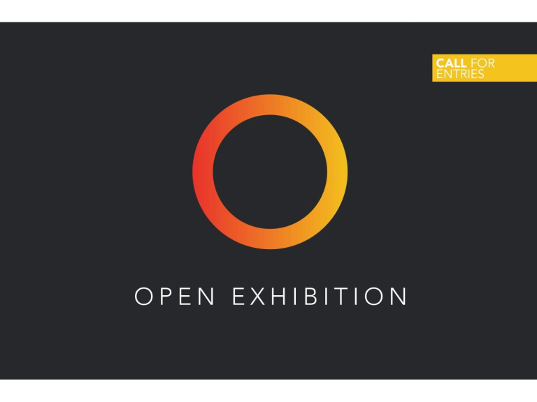 Open Exhibition 2019
