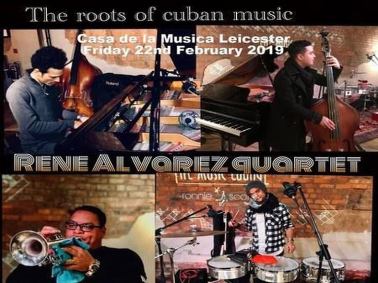 AUTHENTIC CUBAN LIVE BAND IN LEICESTER