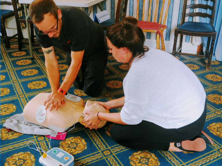 Level 3 (RQF) Emergency First Aid At Work