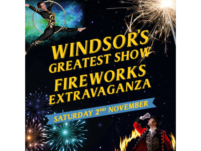 Windsor's Greatest Show Fireworks Extravaganza