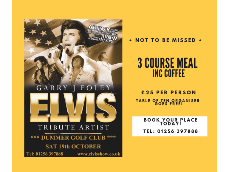 The 'Elvis Show Experience' you've been waiting for