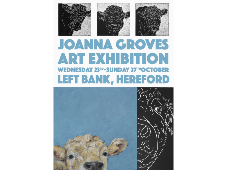 Joanna Groves Art Exhibition