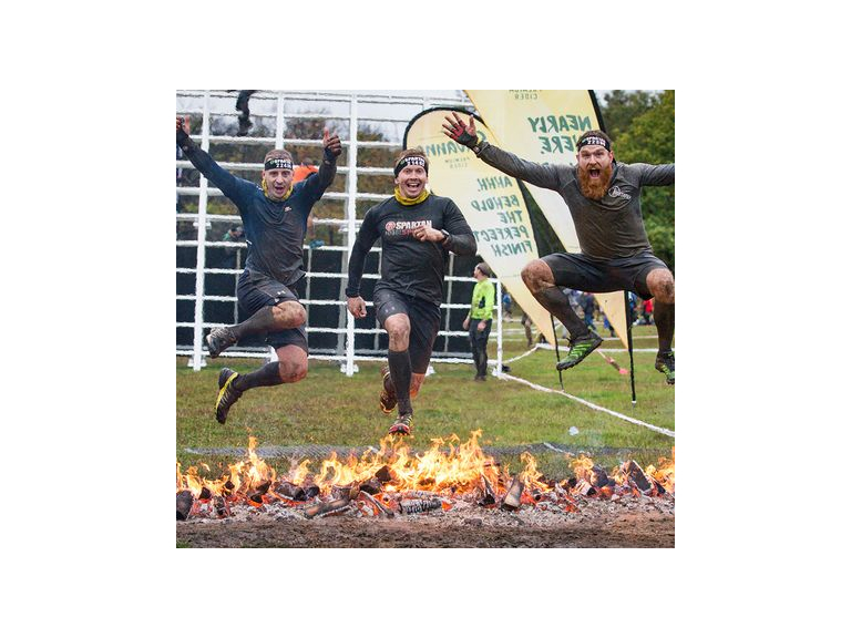 Spartan Race Wales; 5km, 13km obstacle race, 20-21 June 2020